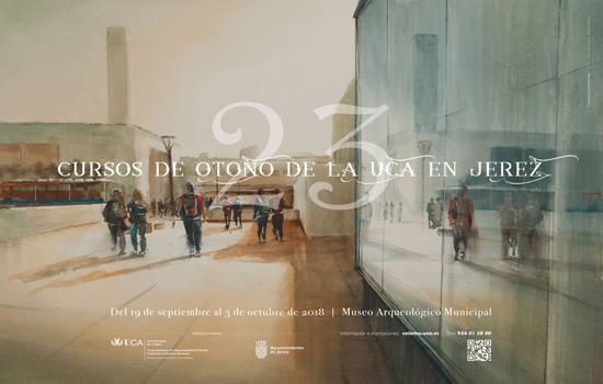 XXIII Cursos de Otoño de la Universidad de Cádiz en Jerez de la Frontera