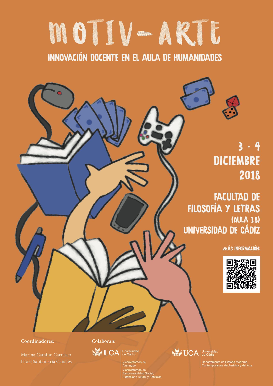 MOTIV-ARTE: Innovación docente en el aula de Humanidades