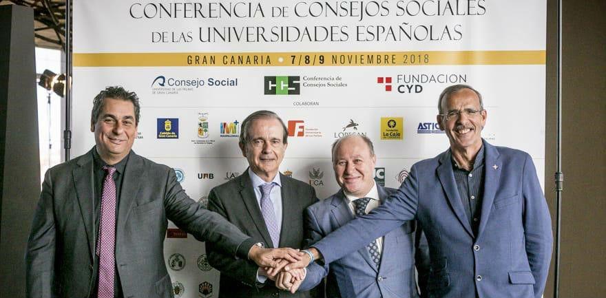 Alumni España y Consejos Sociales se unen para promover la relación entre sociedad y Universidad